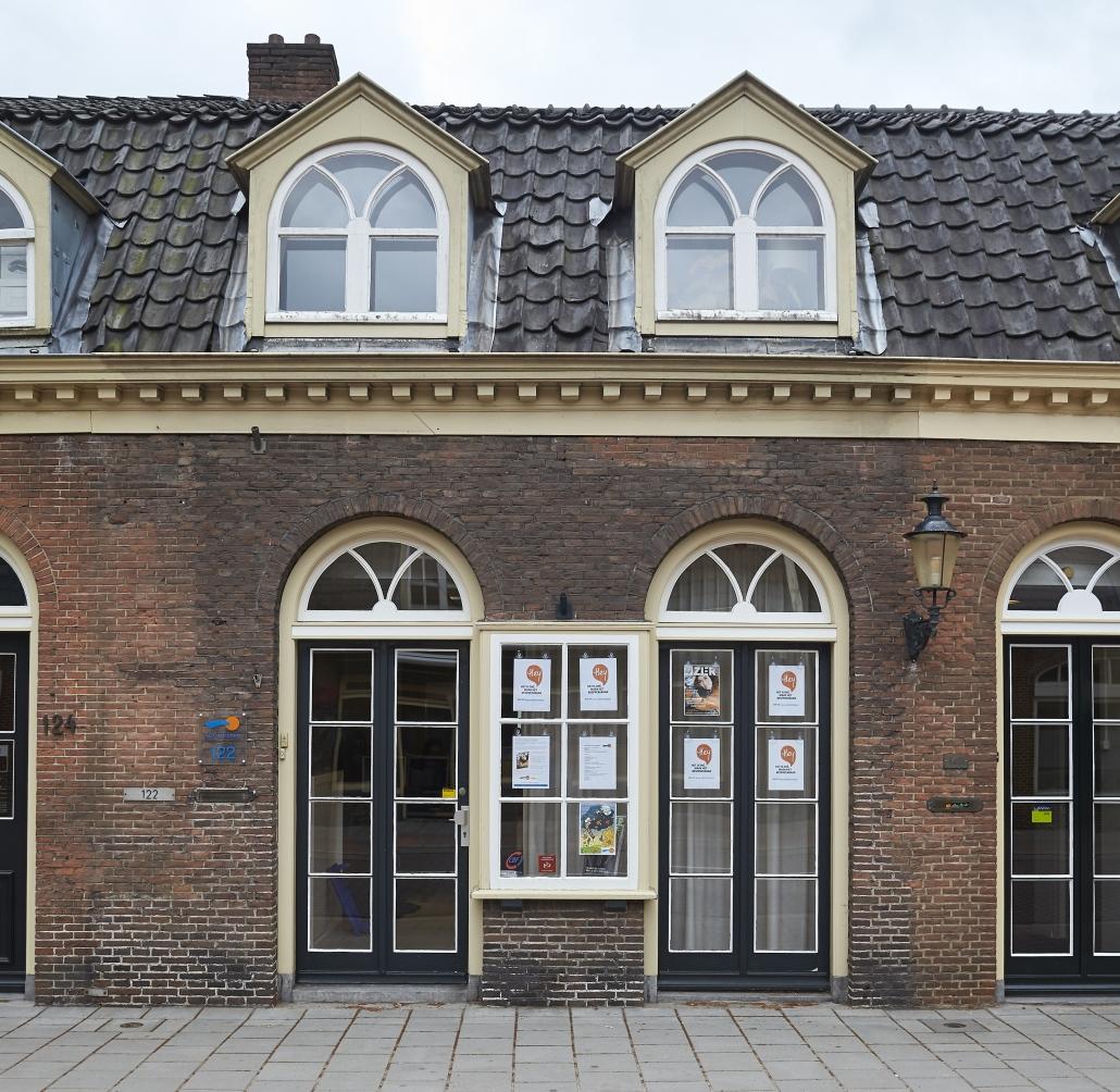 ADF stichting kantoorgebouw in Driebergen