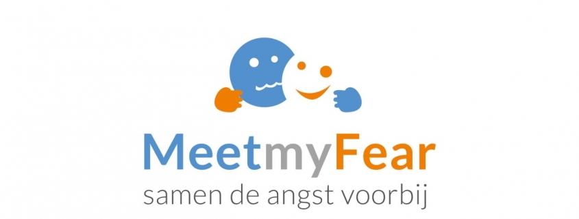Logo Meet My fear Samen De Angst Voorbij