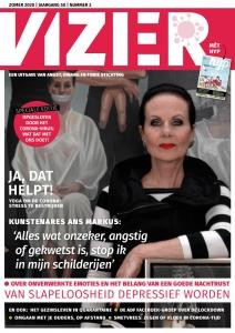 Cover tijdschrift Vizier zomer 2020