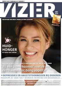 Cover tijdschrift Vizier herfst 2020