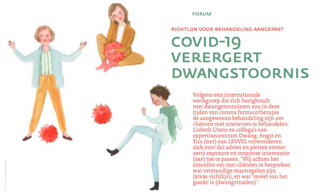 Artikel uit vakblad De Psycholoog.